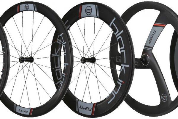 Black Inc carbon hjul i kombinerede versioner