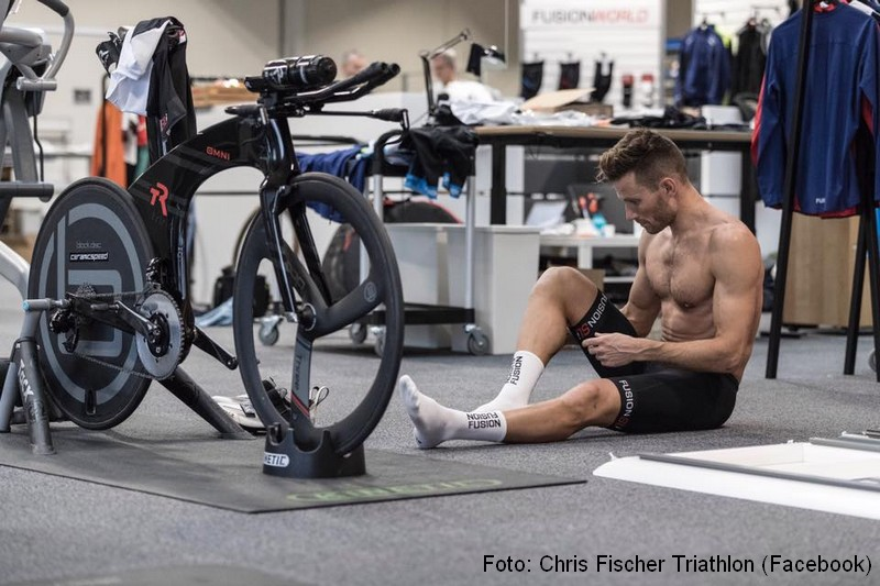 Black Inc Chris Fisher triathlon