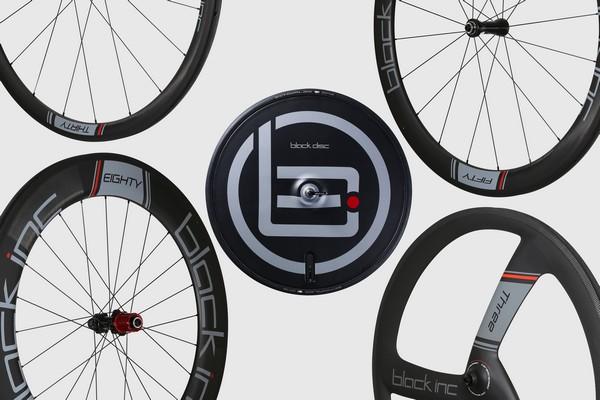 Black Inc Full Carbon Hjul