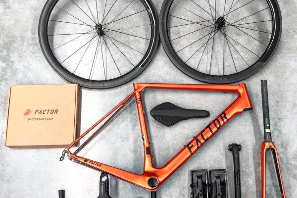 FACTOR Bikes sætter nye standarder. Leveres fragtfri i Skandinavien