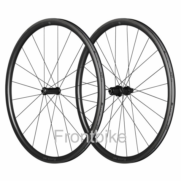 Black Inc Thirty/30 Full Carbon Hjulsæt