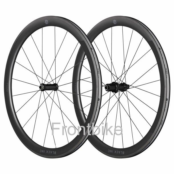 Black Inc Fifty/50 Full Carbon Hjulsæt