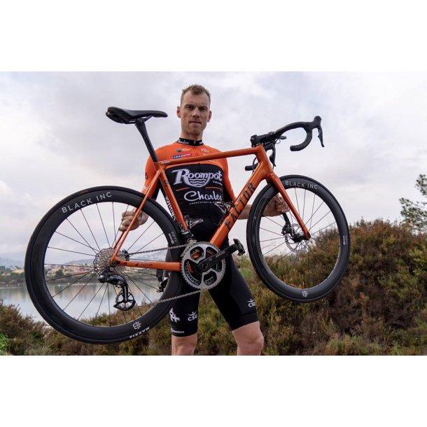 Factor 02 - Ramme? Med hjul? Komplet cykel?  - fra 32500 kr!